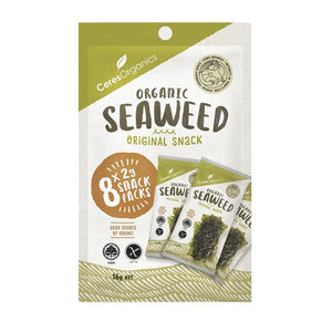 Ceres Seaweed Snack Multi Pack 2g x 8