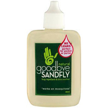 Goodbye Sandfly Dropper 40ml
