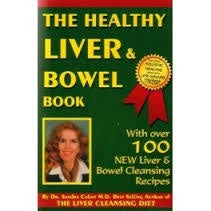 The Healthy Liver & Bowel Book by Dr. Sandra Cabot
