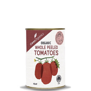 Ceres Whole Peeled Tomatoes 400g