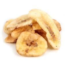 Dried Banana Chips 250g- Organic, Pre Packed