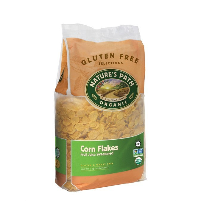 Natures Path Gluten Free Corn Flakes