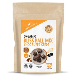 Ceres Organics Bliss Ball Mix 220g