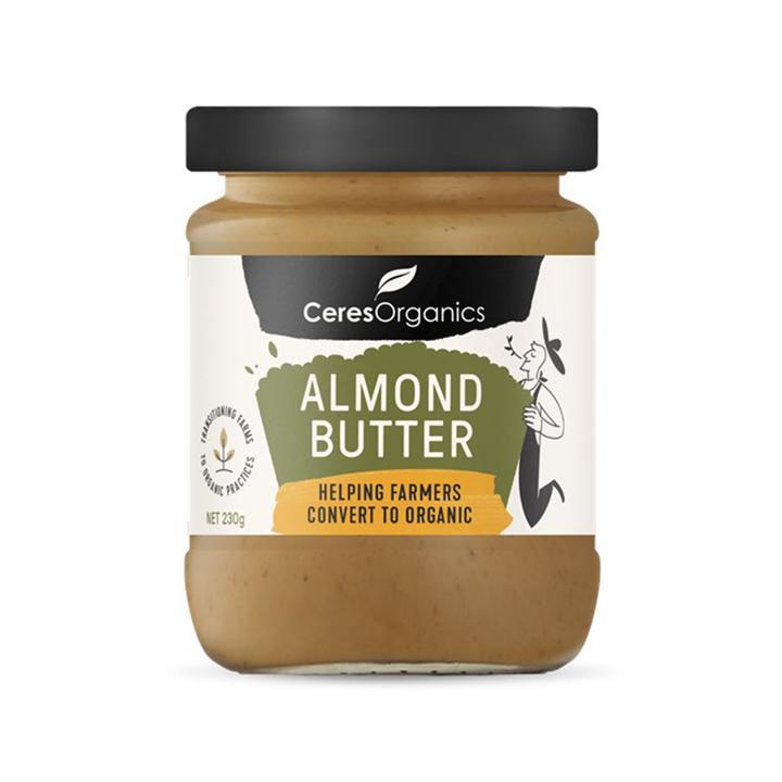 Ceres Almond Butter 220g
