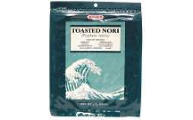 Mitoku Toasted Nori Sheets 17g