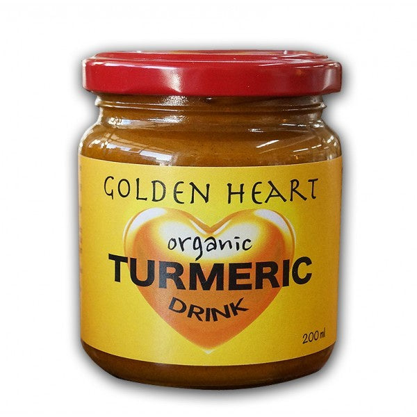 Golden Heart Turmeric Drink