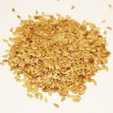 Golden Linseed- Organic, Pre Packed