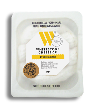 Whitestone Cheese Probiotic Brie 125g