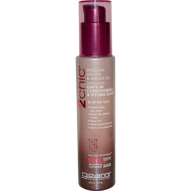 Giovanni Leave in Conditioner & Styling Elixir 118ml