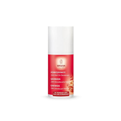 Weleda Pomegranate 24 hr Rollon Deodorant 50ml