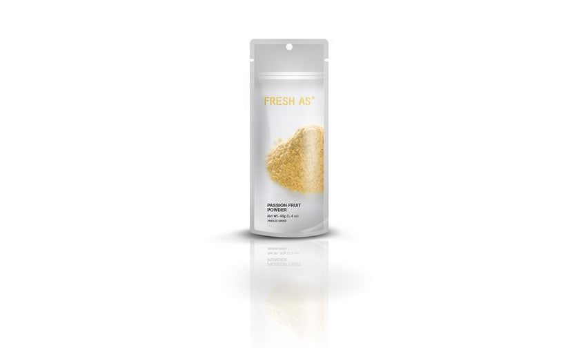 Fresh As Passionfruit Powder 40g