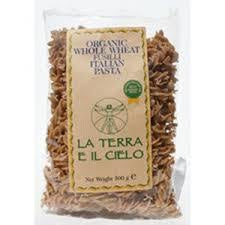 La Terra Whole Wheat Fusilli Pasta 500g