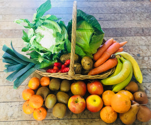 Medium Fruit & Vege Box