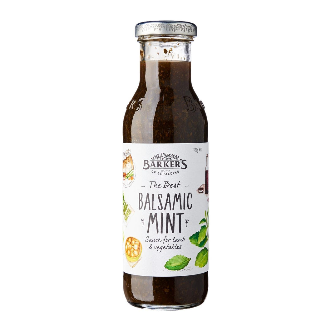 Barkers Balsamic Mint Sauce