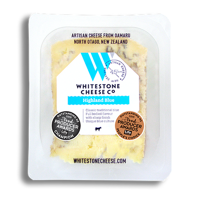 Whitestone Cheese Highland Blue 110g