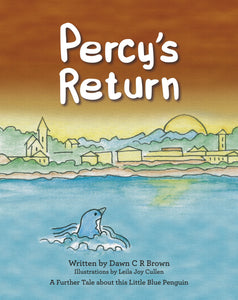 Percy's Return Book