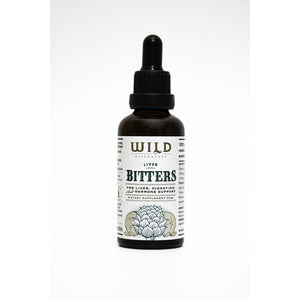 Wild Dispensary Liver Bitters 50ml