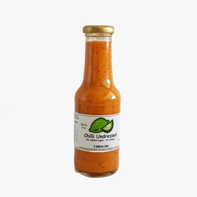 St Andrews Limes Chilli Undressed 300ml