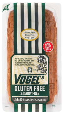 Vogel's Gluten Free Chia & Toasted Sesame Seed Bread