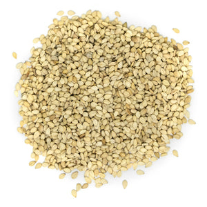 Sesame Seeds Unhulled- Organic, Pre Packed 500g