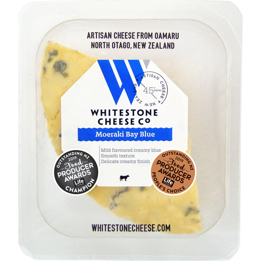 Whitestone Cheese Moeraki Bay Blue 100g
