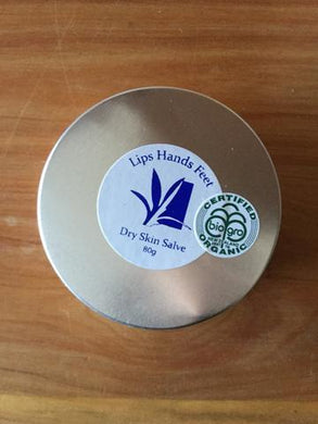 True Blue Dry Skin Salve 80g