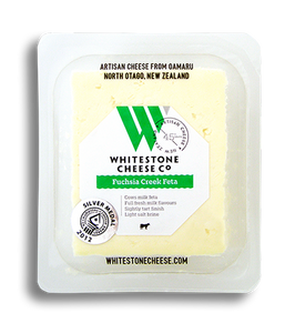 Whitestone Fuchsia Creek Feta 110g