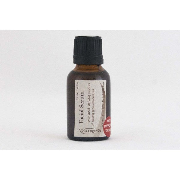 Viola Organics Facial Serum 25ml