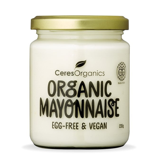 Ceres Mayonnaise Egg-Free 235g