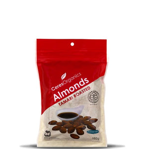 Ceres Tamari Roasted Almonds 150g