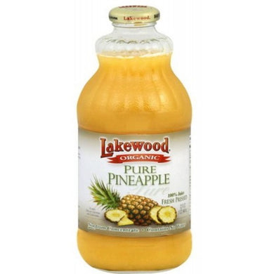 Lakewood Pure Pineapple Juice 946ml