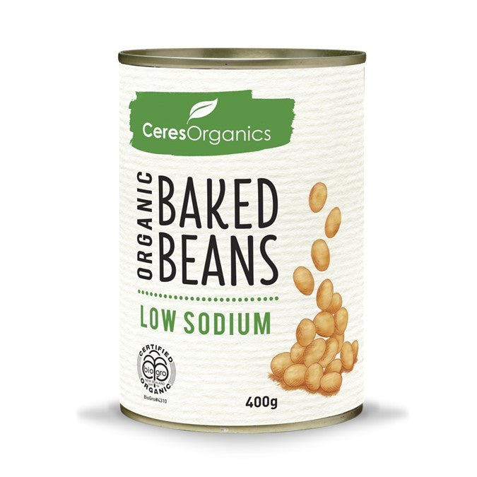 Ceres Baked Beans Low Sodium