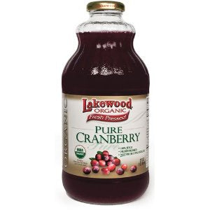 Lakewood Pure Cranberry Juice 946ml