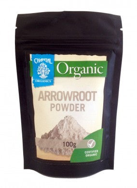 Chantal Arrowroot Powder 100g