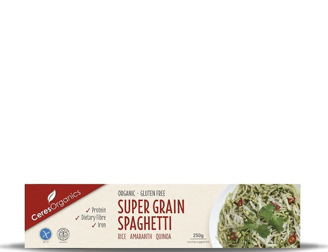 Ceres Super Grain Spaghetti 250g