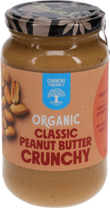 Chantal Whole Peanut Butter Crunchy