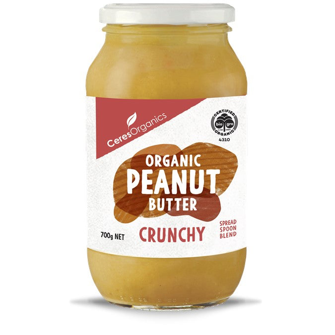 Ceres Peanut Butter, Crunchy
