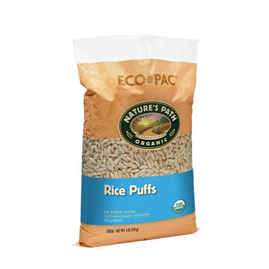 Natures Path Rice Puffs 170g
