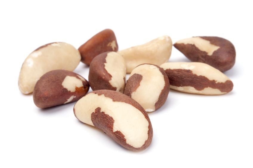 Brazil Nuts- Organic, Pre Packed