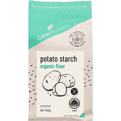Ceres Organics Potato Starch Flour 300g