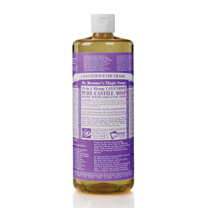 Dr Bronners Lavender Liquid Soap 946ml