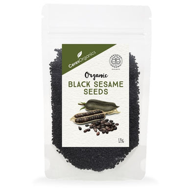 Ceres Black Sesame Seeds 125g