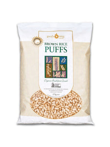 Good Morning Brown Rice Puffs 175g