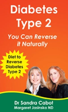 Diabetes Type 2 by Dr. Sandra Cabot