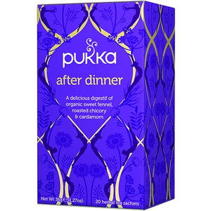 Pukka After Dinner Tea Bags