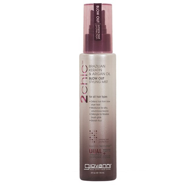 Giovanni Ultra Sleek Blow Out Styling Mist 118ml