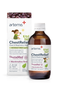 Artemis Kids Chest Relief Day 100ml