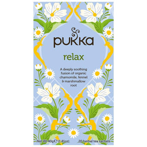 Pukka Relax Tea- 20 bag