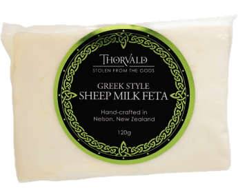Thorvald Greek Style Sheep Milk Feta 120g