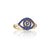 Mini Eye Ring - Colored Stones